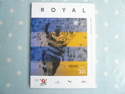 18/19 - READING v SHEFFIELD WEDNESDAY - CHAMPIONSHIP - MINT