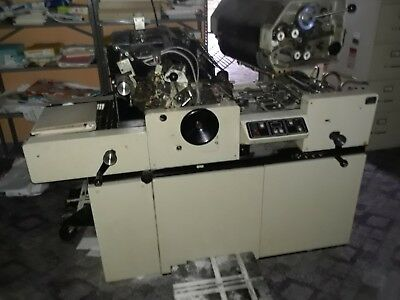 AM Multigraphics 1615 with t-head