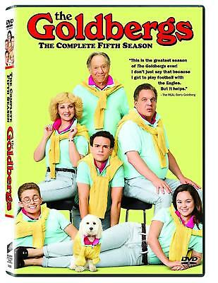 The Goldbergs: 5th Fifth Season 5 Five - New Sealed DVD FREE SHIPPING