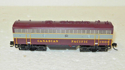 InterMountain N Scale DCC Ready Canadian Pacific F9B Diesel #1905