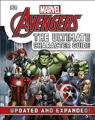 Marvel Avengers - The Ultimate Character Guide by Alan Cowsill
