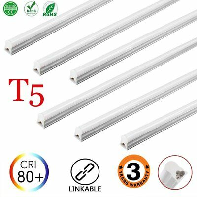 Bulksale T5 Led Integrated Tube Lights Ceiling 4ft Shop Lighting Fixture LOT SA