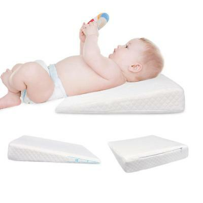 UK Toddler Memory Foam Pillow Baby Milk Anti-Reflux Baby Slope Pillow Detachable