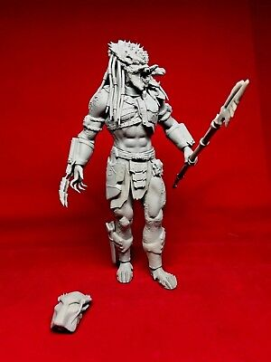 Predator 1/8 Scale Resin Fan Art Garage Figure kit
