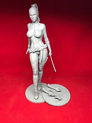 Lady Deadpool Resin Fan Art / Garage Figure kit 1/8 scale