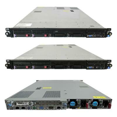 HP ProLiant DL360 G6 2x Xeon E5540 2.53GHz 16GB DDR3 2.5 HDD 4 Bay