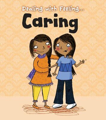 Caring (Dealing with Feeling...) by Thomas, Isabel Book The Cheap Fast Free Post