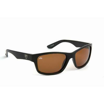 FOX RAGE Sunglasses Matt Black/Brown Polbrille by TACKLE-DEALS !!!