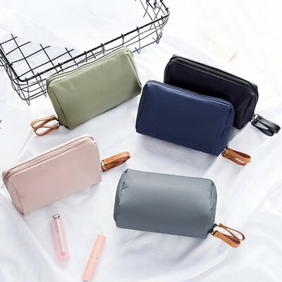Small Cute Makeup Bag Waterproof Cosmetics Storage Pouch Handbag For Travel ON