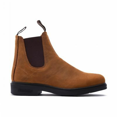 NEW Blundstone Style 064 Crazy Horse Square Toe Leather Boots for Men