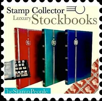 ** SELECT ANY VARIANT ** ⭐️ STAMP STOCKBOOK - Stock book Stamp Album