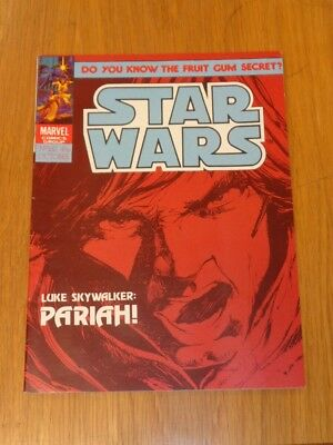 Star Wars British Monthly Comic 162 October 1982