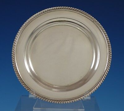 Gadroon by Becht & Hartl Sterling Silver Bread and Butter Plate #1470 (#2877)