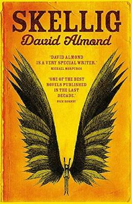 Skellig by David Almond New Paperback Book