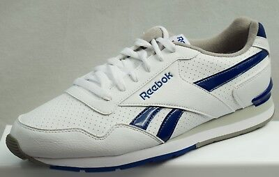 REEBOK ROYAL GLIDE Ripple Clip Men's Trainers Brand New Size