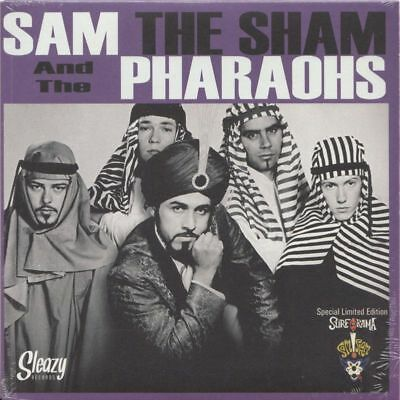 """SAM THE SHAM & THE PHARAOHS (I'm in with) The Out Crowd  7"""" Vinyl Single Neuware"""