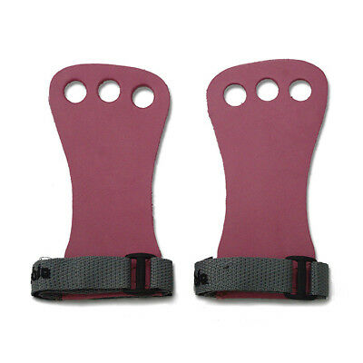 Womans Leather Palm Grips for Crossfit, Weightlifting & Gymnastics Hand Care