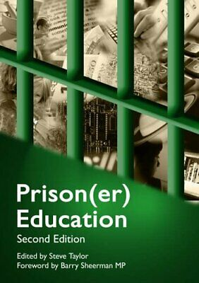 Prison(er) Education by Taylor, Steven Paul Paperback Book The Cheap Fast Free