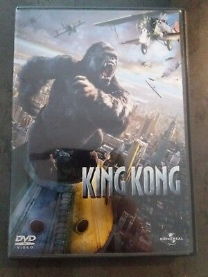 DVD king kong Comme neuf