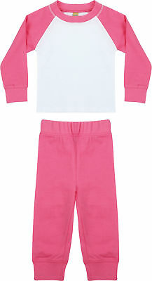 Larkwood Kinder Thermounterwäsche Childrens Pyjamas | warme unterwäsche