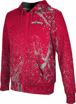 Gameday ProSphere University of South Dakota Mens Fullzip Hoodie