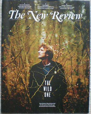 Robert Macfarlane - The New Review – 8 March 2015