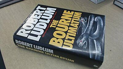 The Bourne Ultimatum by Ludlum, Robert Hardback Book The Cheap Fast Free Post