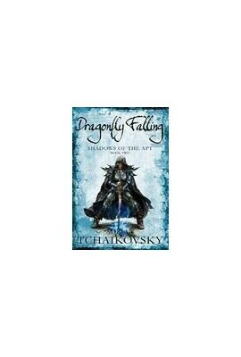 Dragonfly Falling (Shadows of the Apt) Paperback Book The Cheap Fast Free Post