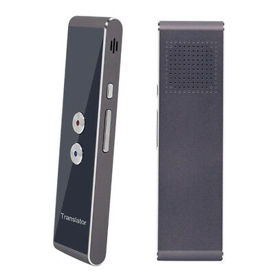 Best Gift ! Smart Voice Translator Two-Way Real Time Multi-Language Translation
