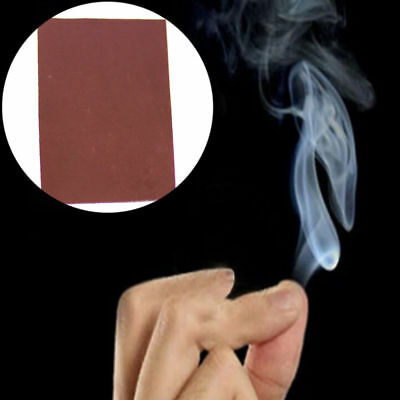 10x Magicians Close-Up Finger Smoke Hell's Smoke Fantasy Gimmick Prop Trick Toys