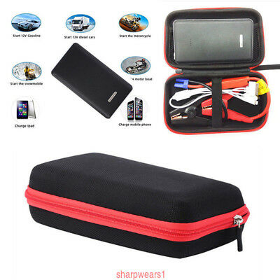 Car Jump Starter Portable 12V LED  Battery Charger Booster Emergency Power Bank