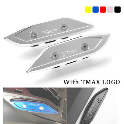 5 colors Mirror Mount Hole Cap Cover For Yamaha Tmax T-MAX 2012-2017 LOGO:TMAX