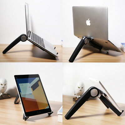 Portable Folding Desk Tripod Mount Stand Holder for MacBook Laptop Notebook New