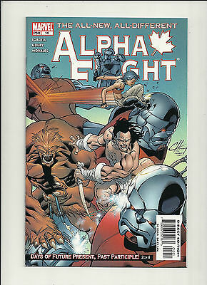 Alpha Flight #10 NM  Vol 3