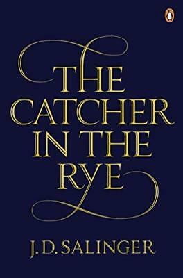 Catcher in the Rye by J. D. Salinger New Paperback Book