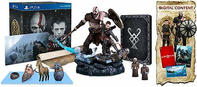 God of War Stone Mason Collectors Edition PlayStation 4
