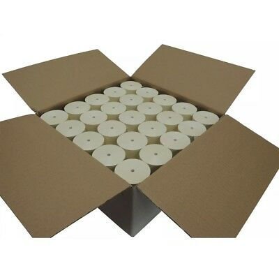 "NEW 50 Rolls - Clover Mini & Clover Mobile 2-1/4"" x 85' THERMAL PAPER"
