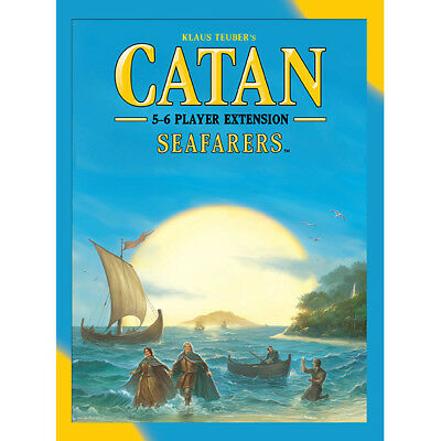 Catan 5th Seafarers 5-6 Player Extension - Catan - New Board Game