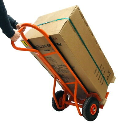 Hand Truck Lightweight Folding Sack Trolley 150Kg Compact Portable Dolly