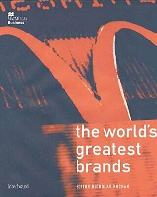 The World's Greatest Brands Hardback Book The Cheap Fast Free Post