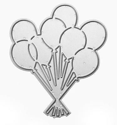 Simple Crafts Cut Emboss & Stencil Dies ~Eight Balloons