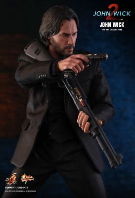 Hot Toys MMS504 John Wick Chapter 2 1/6 Action Figure Keanu Reeves Baba Yaga