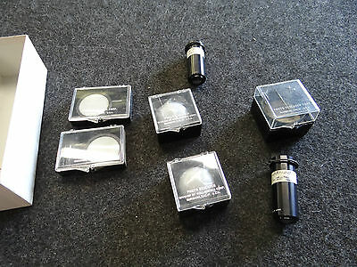 Kollmorgen  Photo Research Spectroradiometer Light Meter Filters Objectives