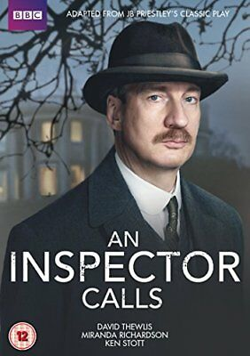 An Inspector Calls  with David Thewlis New (DVD  2015)