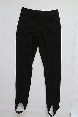 Girl`s Next Trousers Black Skinny Size 11 yrs