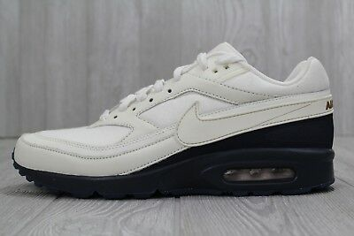 info for 12e70 94b08 32 Nike Air Max BW Premium Men s Shoes Sail Midnight Navy Shoes 819523-104