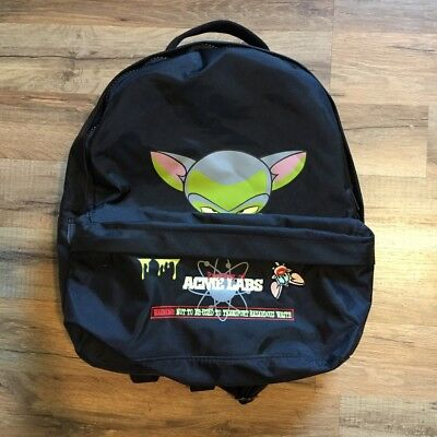 Extremely Rare 1996 WB Licensed Pinky And The Brain Backpack