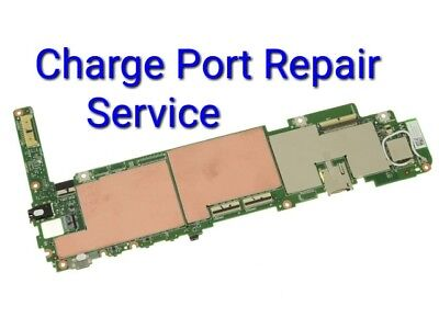 DELL VENUE 8 Pro Tablet micro USB Charging Port Repair Service