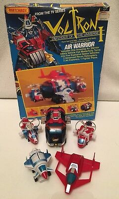 Voltron Defenders Of The Universe 1 Air Warrior
