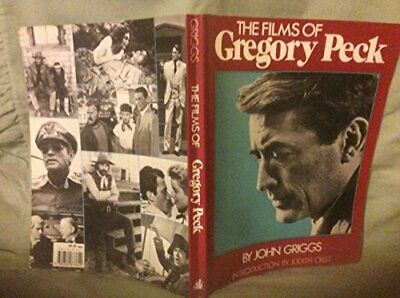 The Films of Gregory Peck by John Griggs Paperback Book The Cheap Fast Free Post